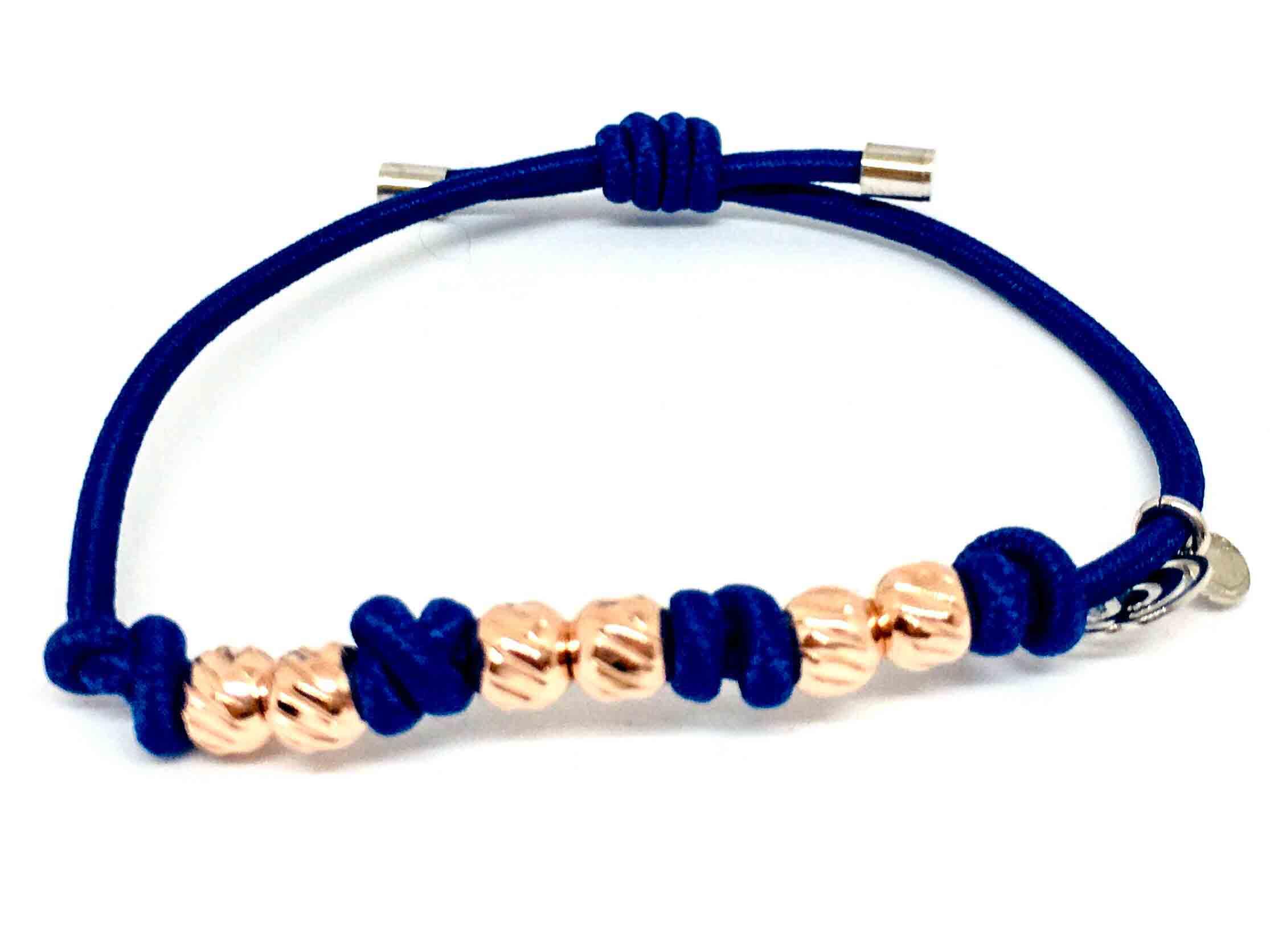 Bracciale-blu-elastico-per-capelli