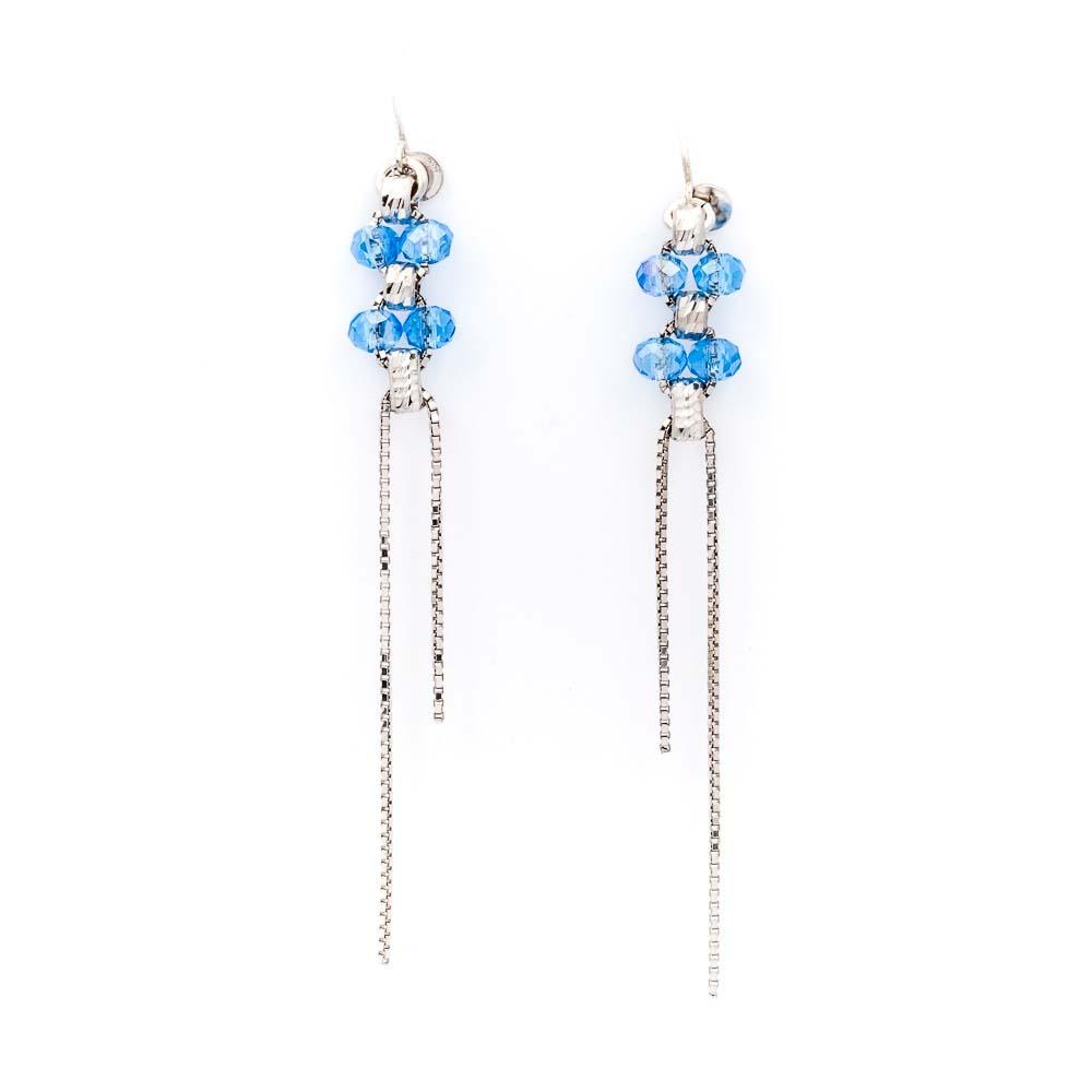 orecchino pendente collezione femme