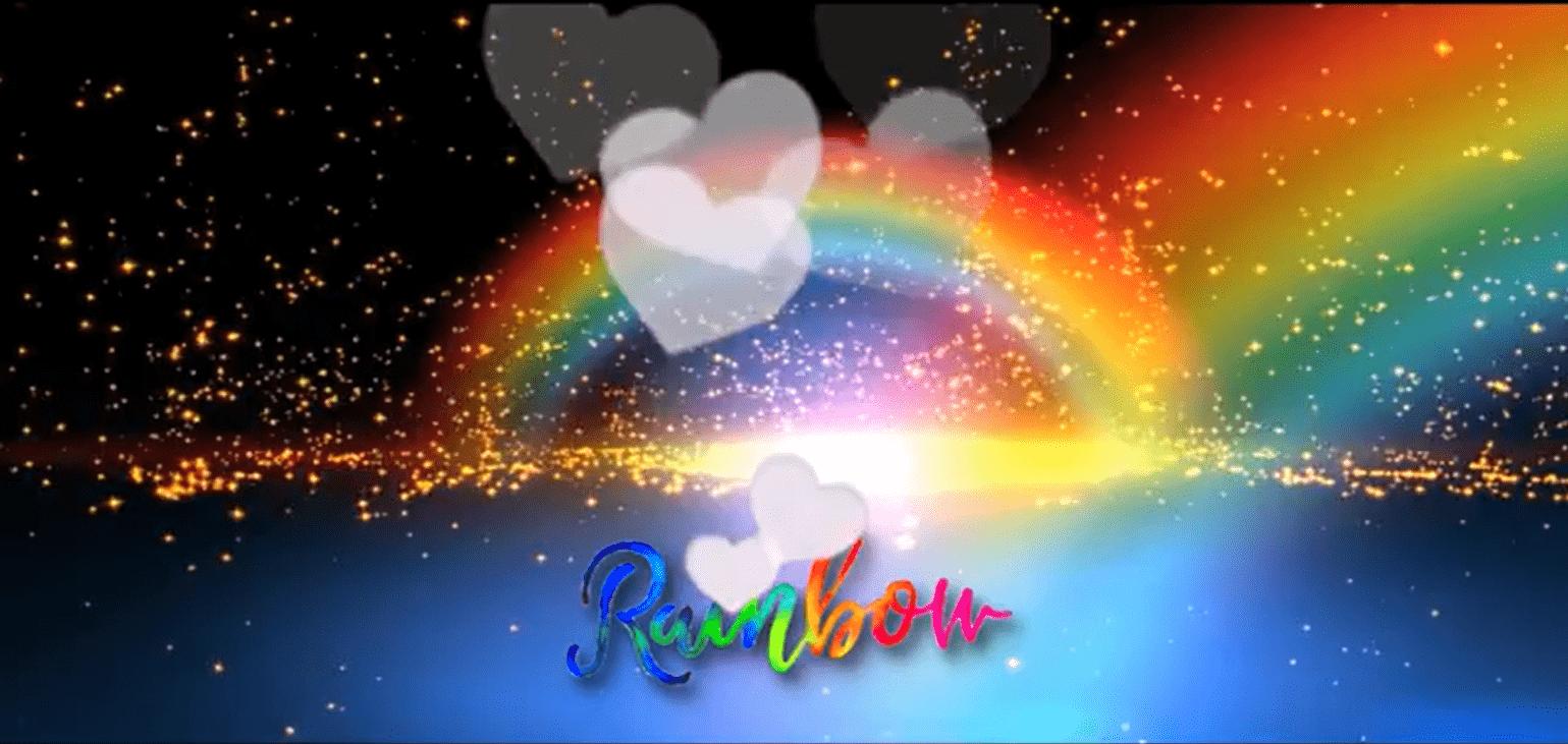collezione arcobaleno gioielli caramella