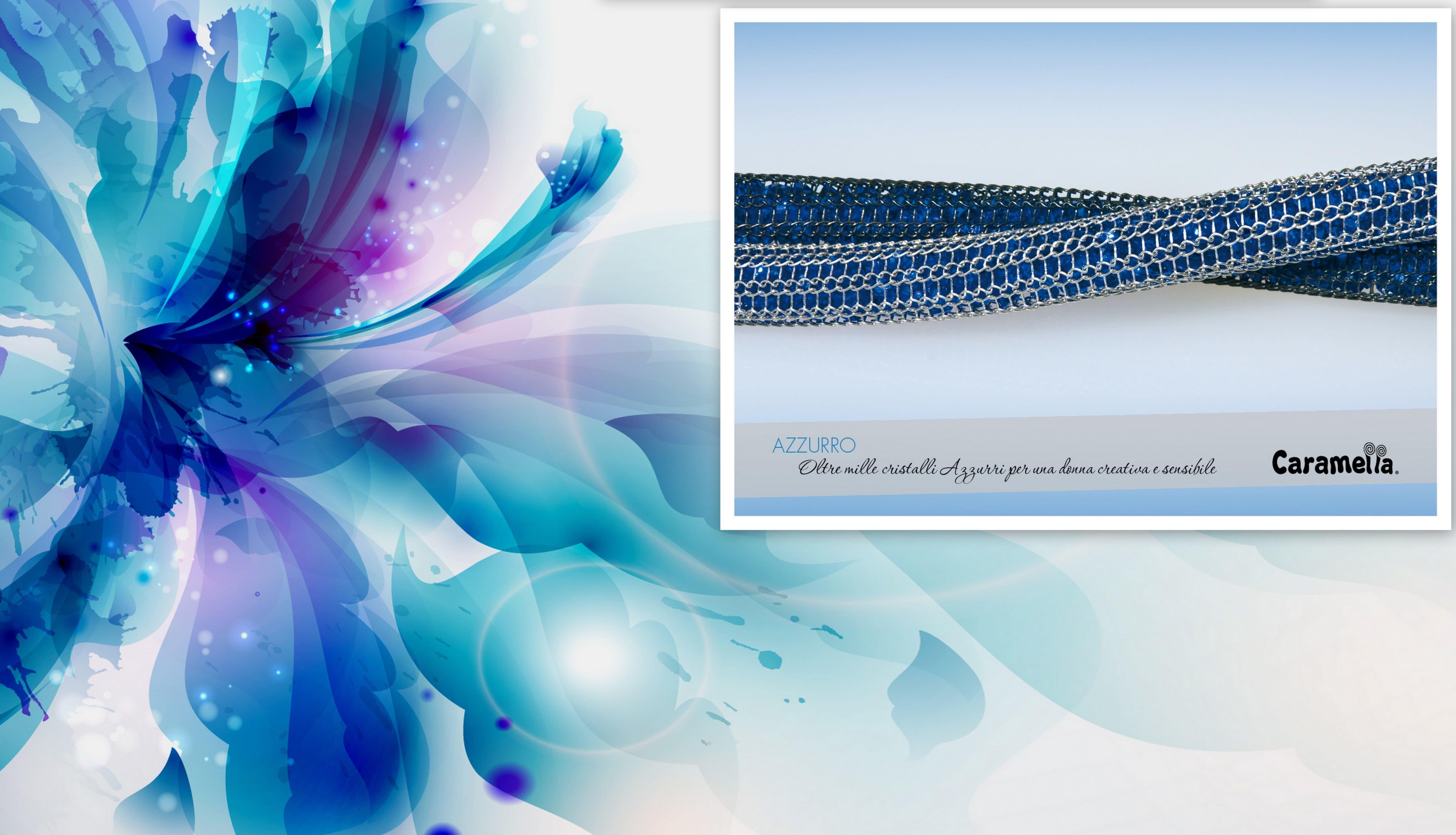 gioielli blu